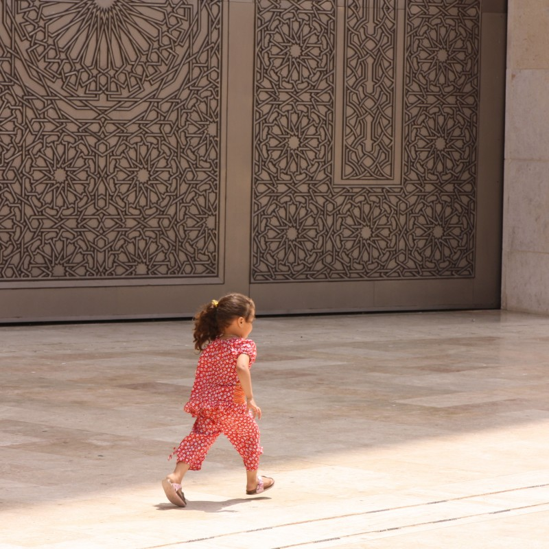 Meczet i mała