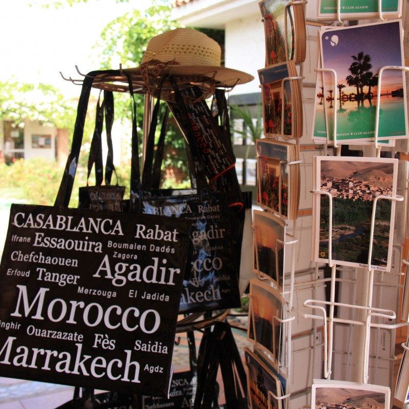 Pocztówka z Maroko