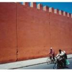 Maroko. Mury Marakeszu