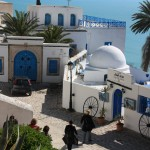 Tunezja. Sidi Bou Said