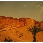 Maroko. Kazba w Quarzazate