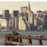 USA. New York- widok na Manhattan