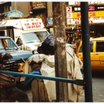 USA. New York-street view